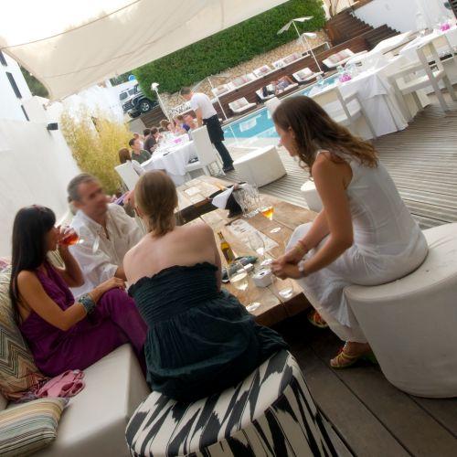 Restaurante Zhero Fashion