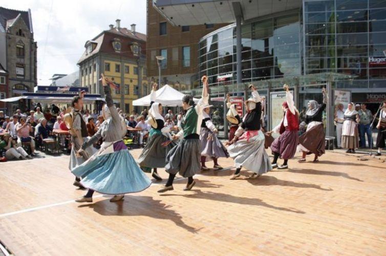 tradicional baile ball mallorquí jota bolero follk folklore