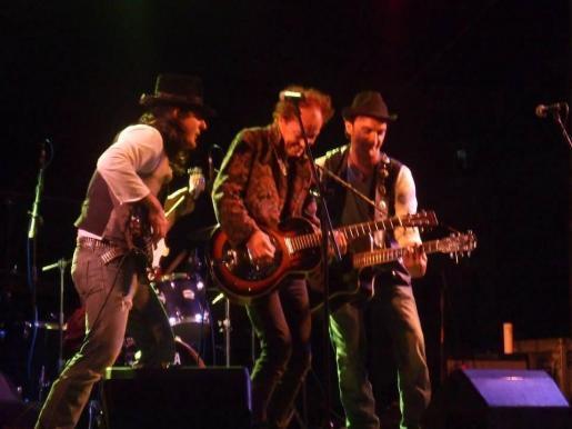 WeR Comin'!, noche de rock'n'roll en el Shamrock
