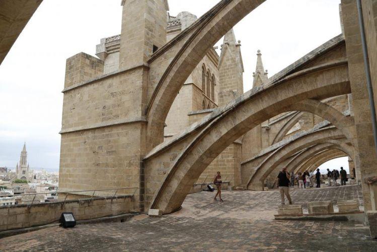 Visitas guiadas a las terrazas de La Seu