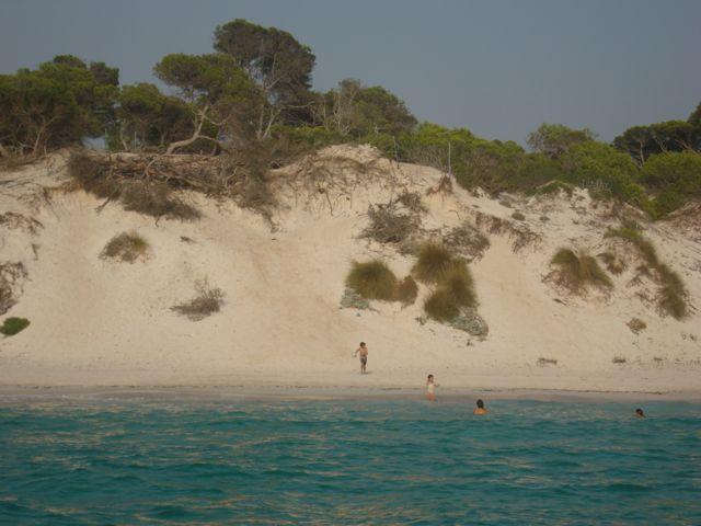 Playa es Carbó