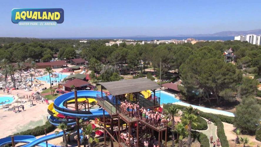 Vacaciones en Aqualand