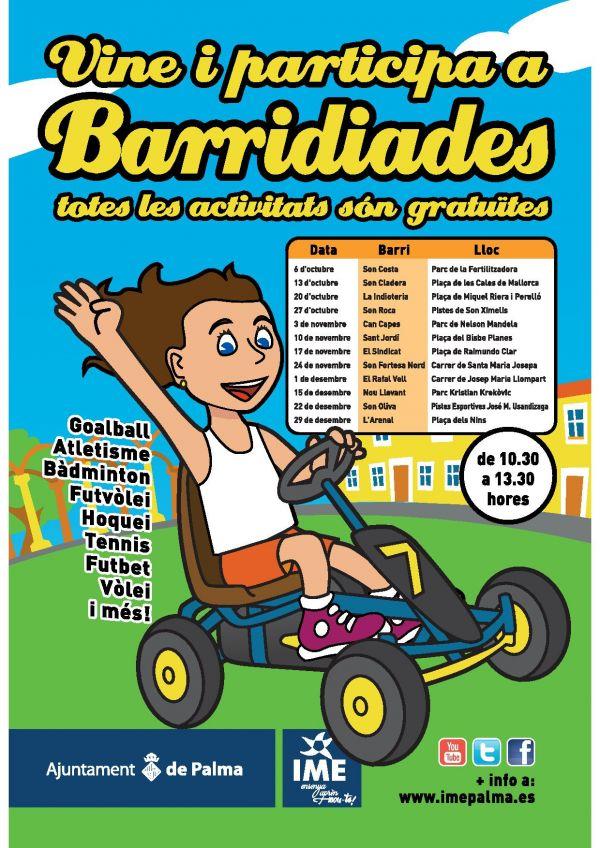 barriades