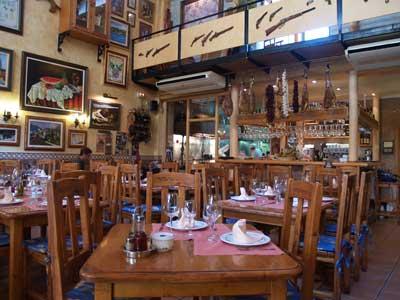 Restaurante Mesón dulcinea