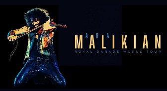 "Ara Malikian ""Royal Garage World Tour"" en Mallorca"